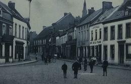 Quiévrain La Grand'Rue Carte Bleutée - Quiévrain