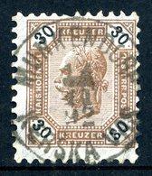 Mi. 65 A (K 10) Gestempelt MUNKENDORF / KERSKA VAS - 1850-1918 Empire