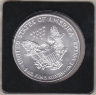 1 Dollar Silver Eagle 1995, 1 Oz Silver /Argent Pur  , UNC/ Neuve - Émissions Fédérales