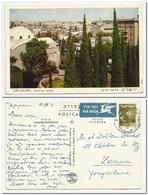 Israel , Air Mail Jerusalem 1958 - Israel
