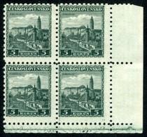 Czechoslovakia. Sc #186. Mint Block Of Four. **/* - Czechoslovakia