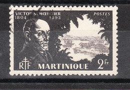 MARTINIQUE YT 209  Oblitéré - Martinique (1886-1947)