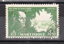 MARTINIQUE YT 213  Oblitéré - Martinique (1886-1947)