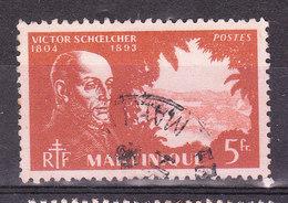 MARTINIQUE YT 214  Oblitéré - Martinique (1886-1947)