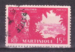 MARTINIQUE YT 216  Oblitéré - Martinique (1886-1947)