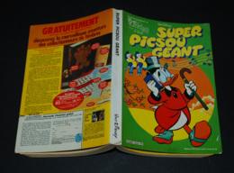 Picsou Super Géant Bis N° 123 Bis De 1982 - Picsou Magazine