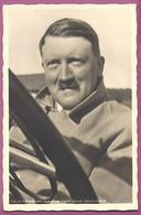 Orig. Foto AK, Der Reichskanzler Auf Einer Fahrt Durch Deutschland,Führer - Guerre 1939-45