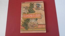 ALMANACH ILLUSTRE  1889    **** RARE  A  SAISIR ***** - Books, Magazines, Comics