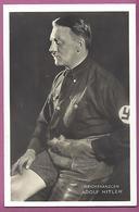Orig. Foto AK, Der Reichskanzler Adolf Hitler In Lederhose ,Führer - Guerre 1939-45