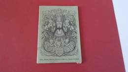 ALMANACH ILLUSTRE  1888    **** RARE  A  SAISIR ***** - Books, Magazines, Comics