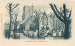 Folkstone; Parish Church - Not Circulated. (Wyndham Series) - Folkestone