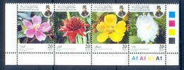 K73- Brunei Darussalam 2003 Medicinal Plants Strip Of 4. - Plants
