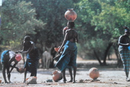 Femmes Burkinabe - Burkina Faso