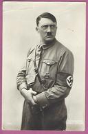 Orig. Foto AK, Führer ,Hitler In Uniform - Guerre 1939-45