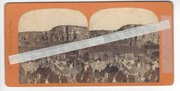 PHOTO STEREO BRAUN CIRCA 1860 1865 BELFORT /FREE SHIPPING REGISTERED - Stereoscoop