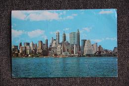 NEW YORK CITY - Lower MANHATTAN Skyline - Manhattan