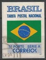 LSJP BRAZIL FLAG NATIONAL 1993 - Oblitérés