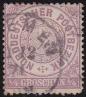 Nord      .    Michel    .     13       .       O           .       Gebraucht     .   /   .    Cancelled - Norddeutscher Postbezirk