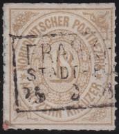Nord      .    Michel    .     11       .       O           .       Gebraucht     .   /   .    Cancelled - Norddeutscher Postbezirk