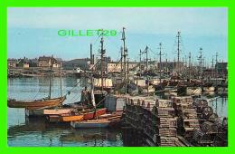 GLACE BAY, NOVA SCOTIA - FISHING FLEET - TRAVEL IN 1966 -  C. & G. MACLEOD LTD - - Nouvelle-Écosse