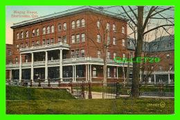 SHERBROOKE, QUÉBEC - MAGOG HOUSE - ANIMATED - THE VALENTINE & SONS PUB CO LTD - - Sherbrooke