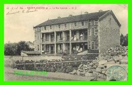 SAINT-DIZIER (52) - LA RUE LALANDE - ANIMÉE - O. J. -  CIRCULÉE EN 1906 - - Saint Dizier