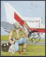 PORTUGAL 1994 HB-104 USADA (1º DIA) - Hojas Bloque