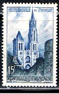 3E 009 // Y&T 1165 // 1958 - Neufs