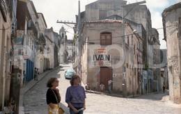 1974 VW VOLKSWAGEN BEETLE SAO SALVADOR BAHIA BRASIL BRESIL 35 Mm  ORIGINAL NEGATIVE  Not PHOTO No FOTO - Photography