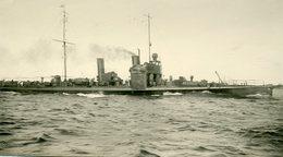 Bateau De Guerre Allemand - Torpedoboot - Torpilleur: Cliché - Guerre