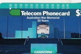 MEMORIAL WAR - Australie