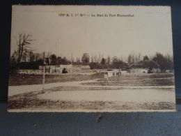 Cpa  Kehl Auenheim. 170° R.I 1er Bon Le Stad Du Fort Blumenthal. 1930 - Non Classés