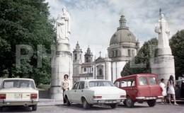 70s MORRIS MARINA BRAGA MINHO PORTUGAL 35 Mm  ORIGINAL NEGATIVE  Not PHOTO No FOTO - Photography