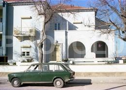 70s FIAT 128 VAN PORTUGAL 35 Mm  ORIGINAL NEGATIVE  Not PHOTO No FOTO - Photography