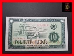 Albania 10 Leke 1976 P. 43 UNC - Albanie