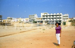 70s PRAIA DA ROCHA ALGARVE PORTUGAL 35 Mm  ORIGINAL NEGATIVE  Not PHOTO No FOTO - Photography