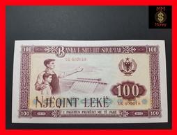 Albania  100 Leke  1976  P. 46 UNC - Albanie