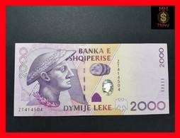 Albania 2.000 2000 Leke 2007 P. 74 A UNC - Albanie