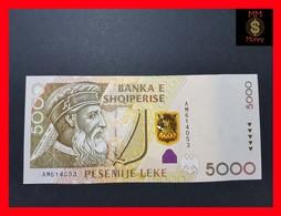 Albania 5.000 5000 Leke 2007 P. 75 A UNC - Albanie