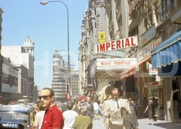 1964 CINE IMPERIAL CINEMA GRAN VIA MADRID ESPANA SPAIN 35 Mm  ORIGINAL NEGATIVE  Not PHOTO No FOTO - Photography