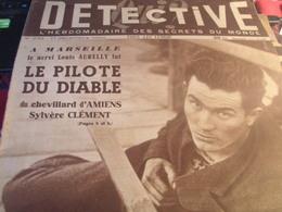 DETECTIVE/ CIRQUE LES CAROLI FRANCESCO /LESPARRE SABOTS - General Issues