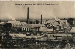 28 .. SUCRERIE ET FABRIQUE DE PAIL'MEL DE TOURY  ... MONSIEUR LAMBERT SUCRERIE DE TOURY - Other Municipalities