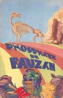 Phosphate De Mauzan Cesseras Minerve Olonzac Publicité Agricole Illustrateur - France