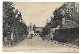 BERNAY - Entrée De La Ville, Route De Beaumesnil - Bernay