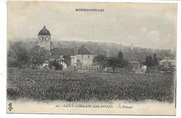 SAINT GERMAIN DES FOSSES - Le Prieuré - France