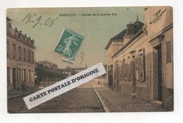 60 - CHANTILLY - ENTREE DE LA GRANDE RUE - Chantilly