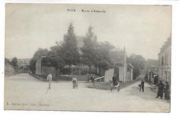 POIX - Route D'Abbeville - Poix-de-Picardie
