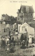 ROSCOFF  --lles Villas Et La Plage                                  -- Villard 6539 - Roscoff