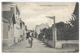 ILE D'OLERON - Une Rue De ST TROJAN - Ile D'Oléron