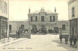 ROSCOFF --  La Gare                             -- ND 1311 - Roscoff